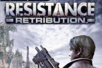 Game Resistance Retribution PSP PPSSPP ISO Android