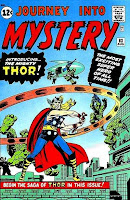 Journey Into Mystery #83! Click to read why silver age comic investing make better comic book investments!