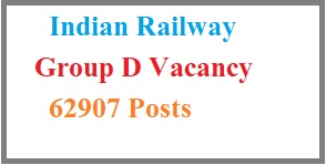 rrb group d vacancy 2018 rrb cen 02/2018 notifcation