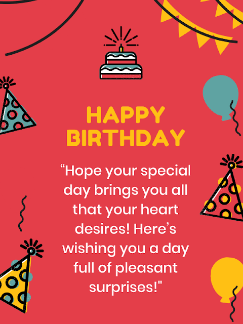 Happy Birthday Images with Quotes - ImagesHappyBirthday.com
