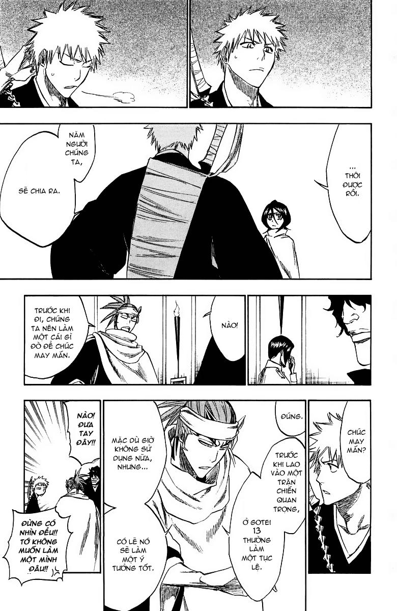 Bleach chapter 248 trang 16