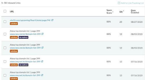Cara menurunkan spam score blog2
