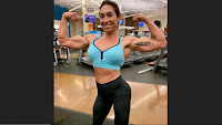 Fitness Model natural Female Bodybuilders