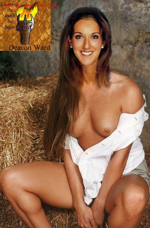 Seems Celine dion porn pictures All above
