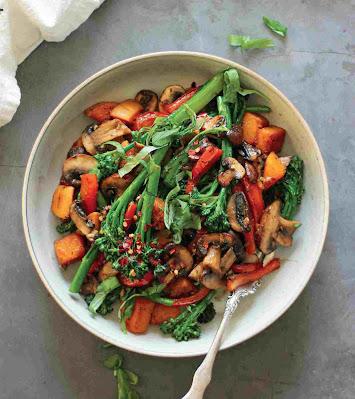 Fall Harvest Stir-Fry Recipe