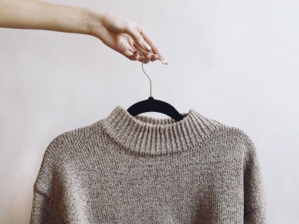 214. Zamówienie z Zaful: sweterki i bluza z rękawami w róże