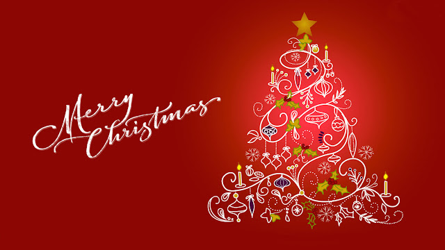 Happy Christmas Tree Images with Wishes