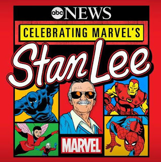 Celebrating Stan Lee Airing December 20th on ABC