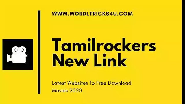 Tamilrockers New Link - Latest Websites To Free Download Movies 2020