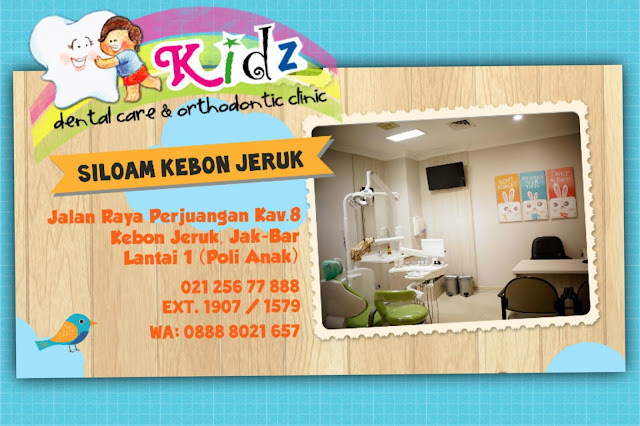 Kidz Dental at Siloam Kebon Jeruk
