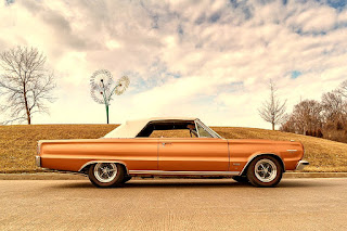 1967 Plymouth Belvedere GTX 426 Hemi Side