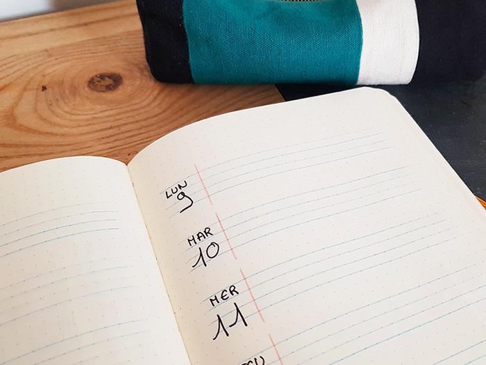 04 Bullet Journal Plan With Me Septembre Blog Nimoise