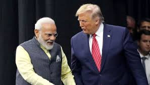 Most of my followers on social media, Trump, yes no Modi, number one: Indian media