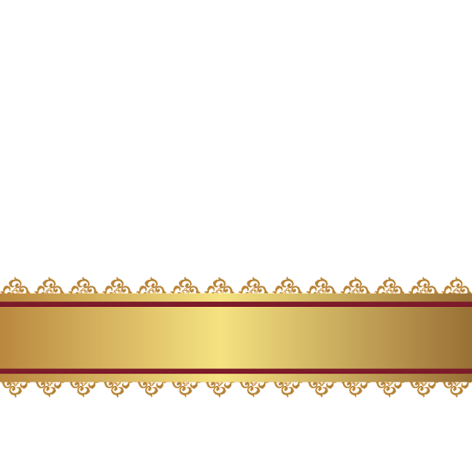 Euclidean Computer file, Gold banner, two red parallel lines, angle, gold Coin, rectangle png free png