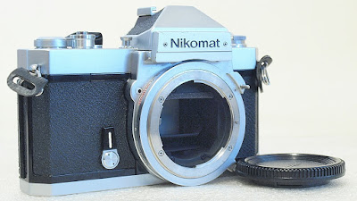 Nikomat FT2 (Chrome) Body #863