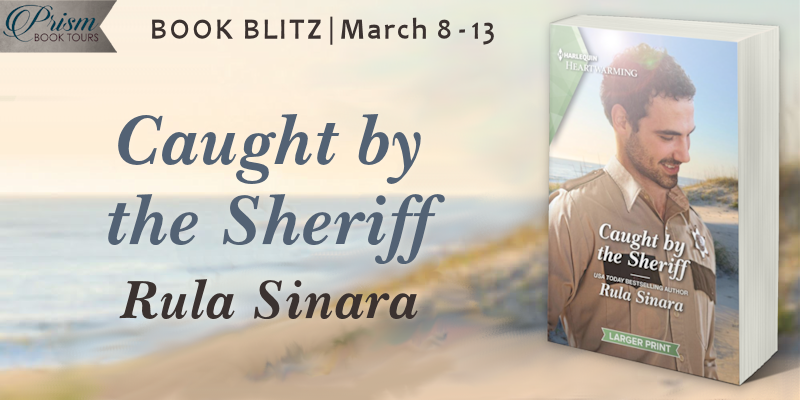 We're blitzing about the #newrelease for CAUGHT BY THE SHERIFF by Rula Sinara! #CBSPrism