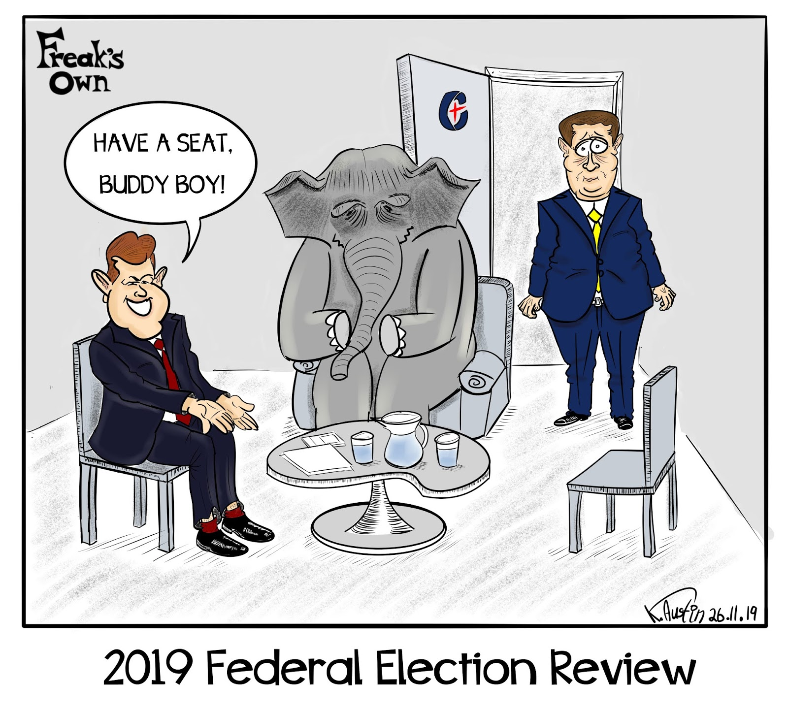 Freak's Own: 2019 Federal Election Review
