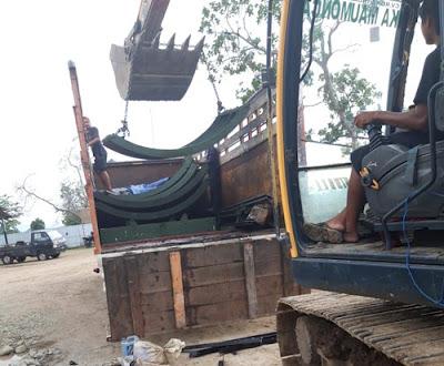 Sewa Truk Fuso Surabaya Bima Sumbawa