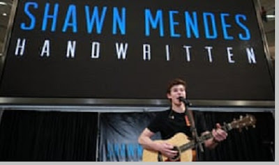Shawn Mendes, Handwritten 2013–2015 - pustakapengetahuan.com