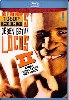 Los Dioses Deben Estar Locos 2 [1988] [1080p BRrip] [Latino-Inglés] [GoogleDrive] LaChapelHD