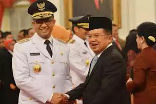 Yusuf Kalla Nilai Anies Baswedan