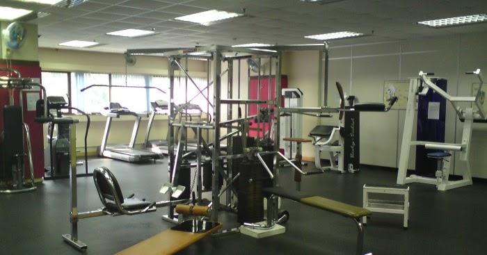 浮世志: 健身誌.康文署器械健體訓練班