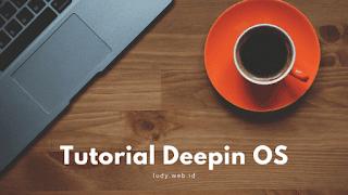 tutorial deepin os