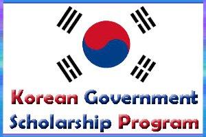 Korean Government Scholarship Program 2020/2021 for study ...