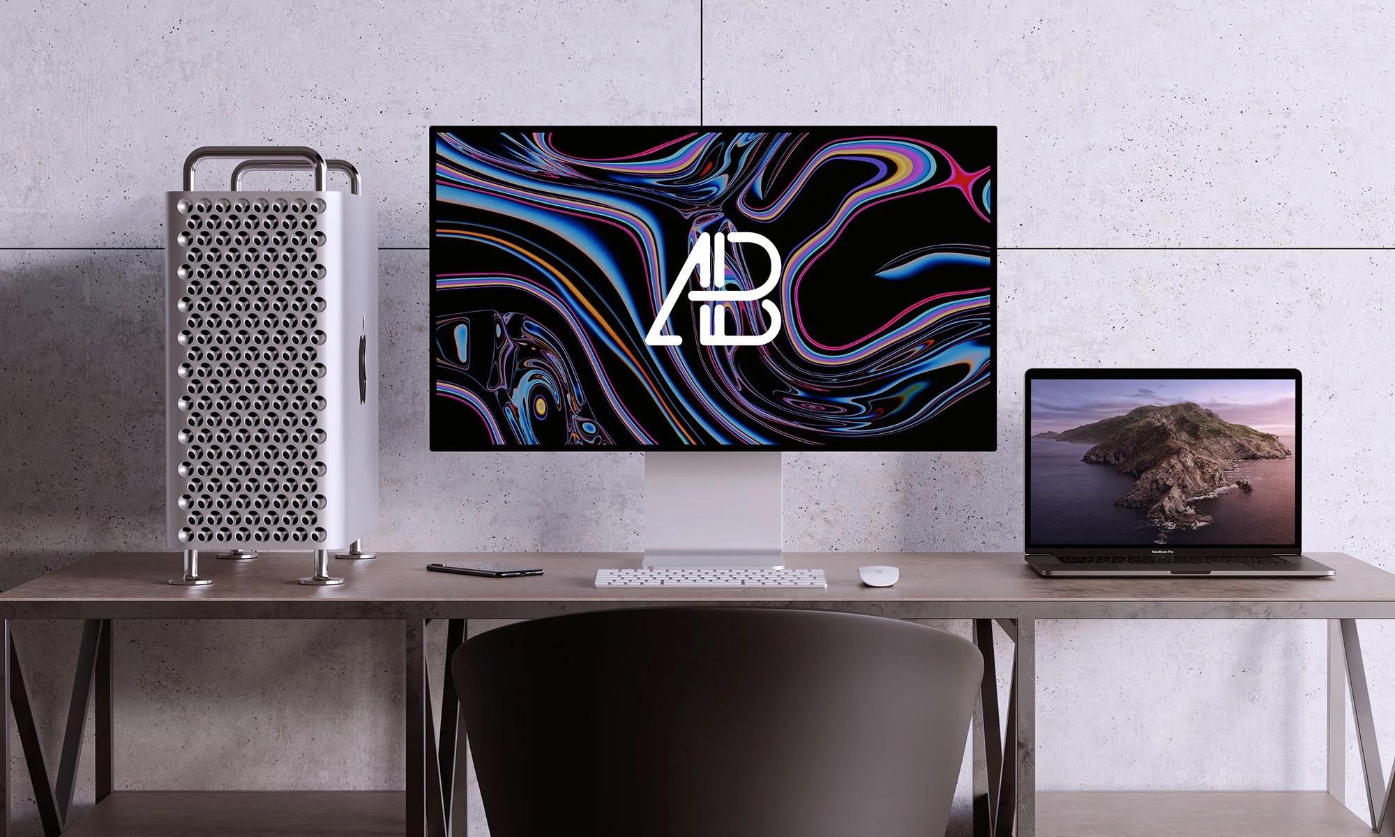 Monitor-Graphics-Design
