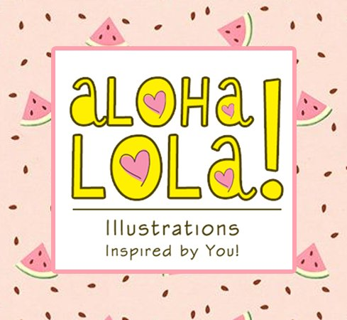 Blog Header Designed by Aloha Lola Cards