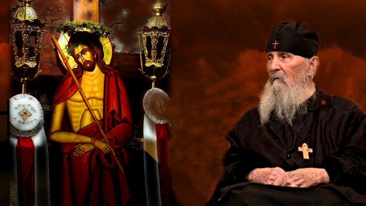 The Dream of the Blessed Virgin Mary - the struggle of the Orthodox Church with the manifestation of heresy
