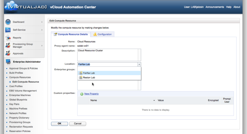 Vcac property dictionary customize service requests with dynamic click ok to save malvernweather Images