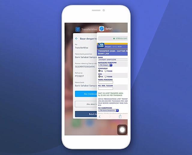 buka aplikasi mobile banking di indonesia