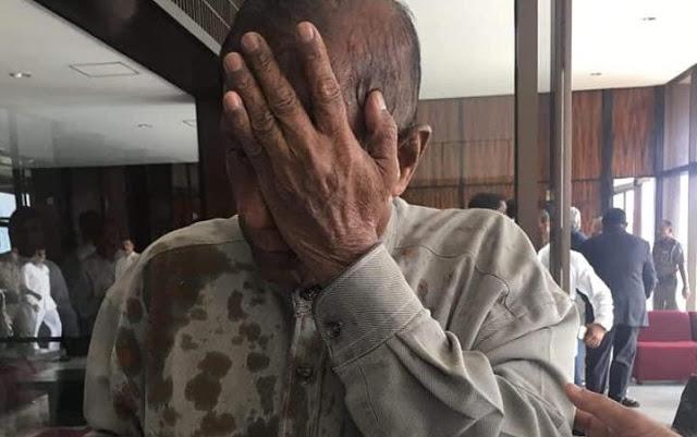 ஐ.தே.க, ஜே.வி.பி நாடாளுமன்ற உறுப்பினர்கள் மீது மிளகாய்த்தூள் தாக்குதல்!