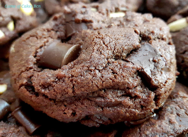 Cookies de Chocolate y Anacardos