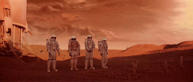 Graves on Mars - Mission to Mars movie image