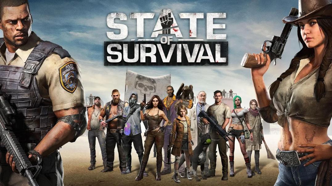 ملخص حول حالة البقاء على قيد الحياة State of Survival باللغة العربية هي لعبة البقاء بأسلوب جديد تمامًا وجذاب