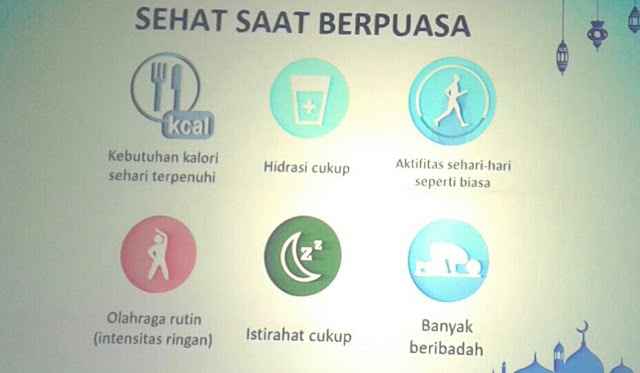 buka puasa bersama danone indonesia