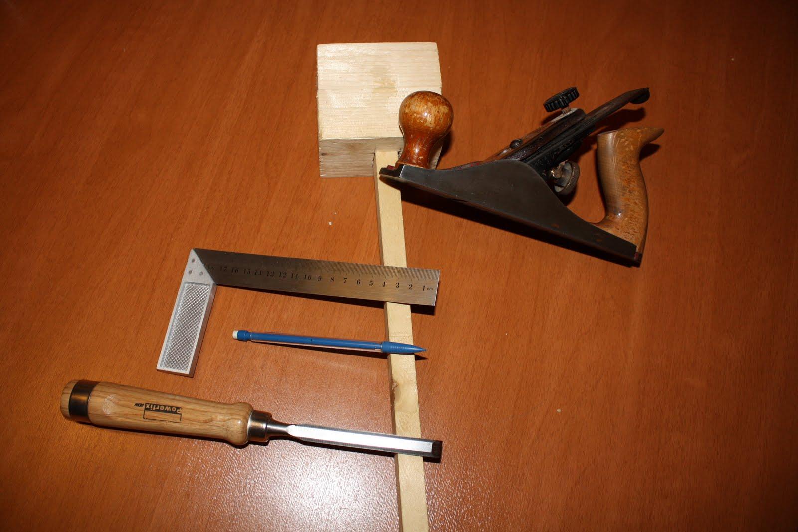 Brico carpinteria el gramil una nueva herramienta para - Materiales de carpinteria ...