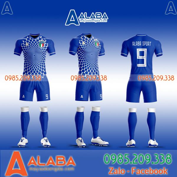 Áo Ý xanh 2019 2020