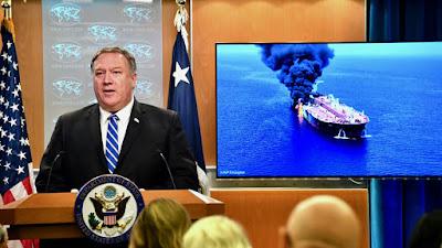 Бен Фулфорд 17 июня 2019 года - Сионистский кризис в Омане не позволяет манипулировать нефтяными фьючерсными рынками 5d0737454c96bbf97a8b4568