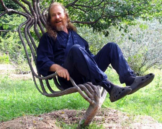 Grinne Lyons Design Press: Real Garden Furniture