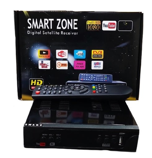Smartzone Digital Satellite Receiver