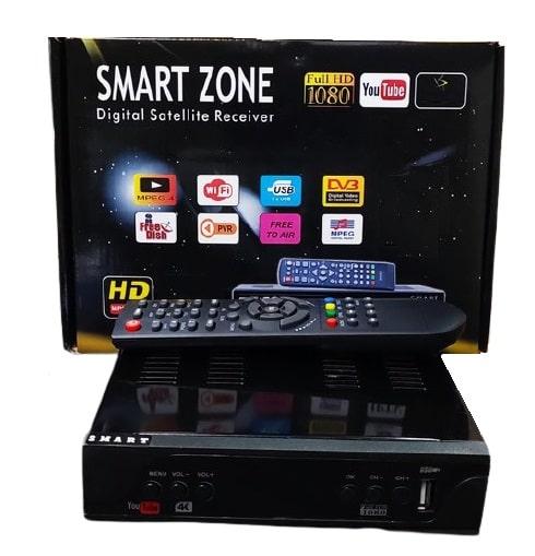 Smartzone MPEG-4 HD Digital Satellite Receiver