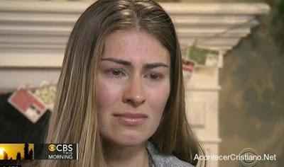 Misionera perdona a los asesinos de su esposo