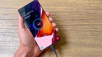 Ulasan Galaxy Note 20 Ultra: Masa pakai baterai dan pengisian daya