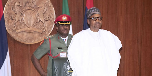 Buhari receives briefing from special economic Committee