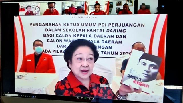 Megawati: Saya Sedih Kalau Kader Diambil KPK, Padahal Lembaga Itu Saya yang Buat