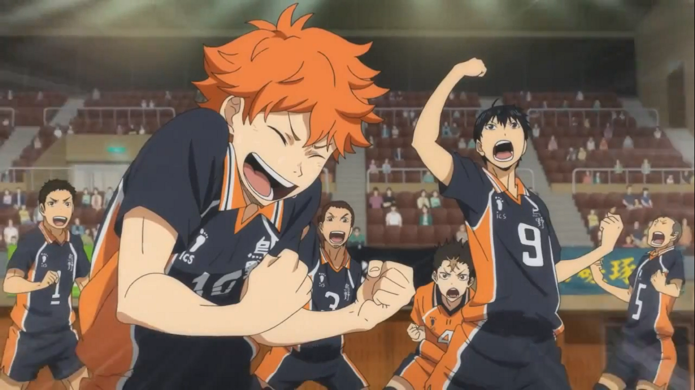 Daftar Episode Haikyu!! Season 1