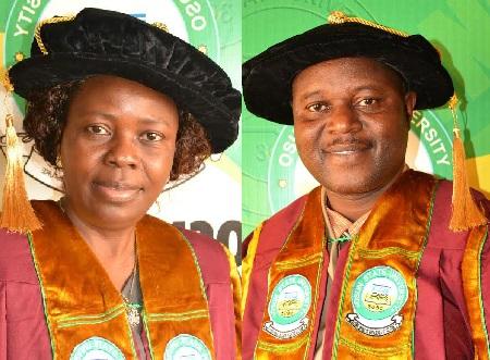 UNIOSUN Gets New Deputy Vice-Chancellors